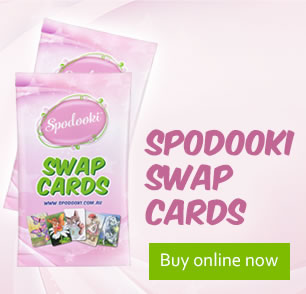 Spodooki Swap Cards