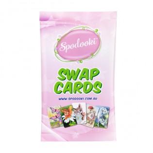 Spodooki Swap Cards – Pink Series