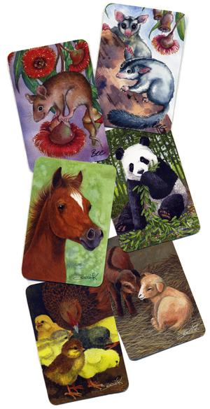 Spodooki Trading Cards