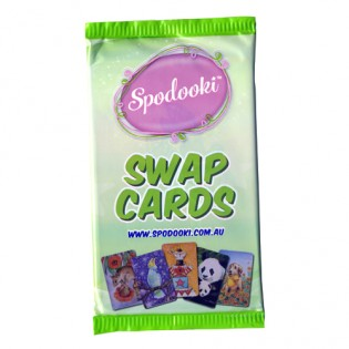 Spodooki Swap Cards – Mint Series